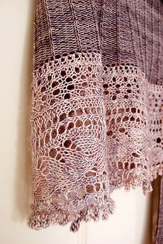 Ravelry: giniew's test knit - lovely color combination