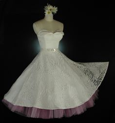 Retro Wedding Gowns From Whirlingturban Boutique