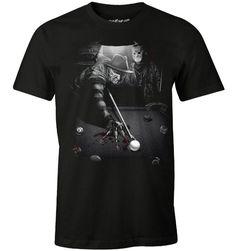 Nouvelle Collection De l'Horreur : T-shirt Vendredi 13 Jason 100% Officiel - Freddy & Jason Billard Manches courtes, col rond 100% coton Sérigraphie recto 100% Officiel  #tshirt #sweatshirt #pull #bonnet #teddyjacket #mug ... . 💥Suivez-nous @iprintstar💥 Nous sommes Revendeur Officiel de toutes les Marques présentent sur notre boutique. #horreur #filmdhorreur #horreurfrance #filmhorreur #maquillagehorreur #horreurfans #mug #tasse #clown #clowns #clowntattoo #freddykruegermakeup #vendredi13  Jason Voorhees, Sweat Shirt, Freddy Jason, T Shirt Nasa, Friday The 13th, Officiel, Boutique, Licence, Mens Tops