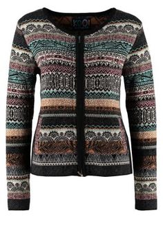 KOOI Cardigan - black for £120.00 (12/12/14) with free delivery at Zalando