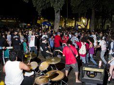 #satangoss #thrashmetal #live #riodejaneiro #praçaxv
