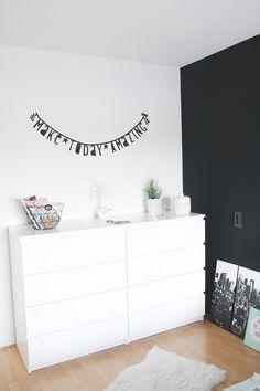 letter banners interieur