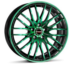 Borbet - CW4 Green