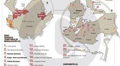 Mapa de las zonas de normalización, dónde se ubicarán las Farc