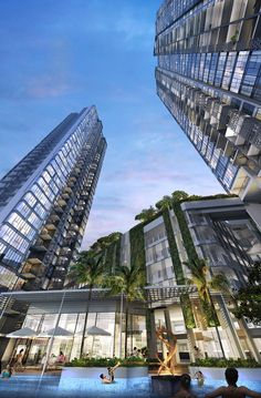 Gem Resort Residences at Toa Payoh - Gemini Resort or Twin towers with 578 units and especially 6 Bedroom Penthouse.