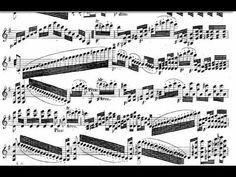 Feast your ears on this delicious Paganini. It's Nel Cor Piu Non Mi Sento, Variation 1.