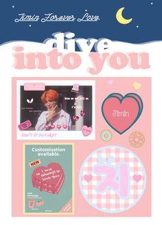 Kpop Stickers, Printable Stickers, Cute Stickers, Bts Bangtan Boy, Bts Jimin, Overlays Cute, New Sticker, Aesthetic Stickers, Foto Bts