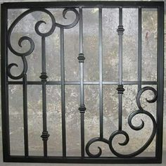Exterior Window Molding, Balcony Glass Design, Window Grill Design, Railing Design, Window Design, Iron Security Doors, Grill Door Design, Metal Gates Design, Fence Gate Design