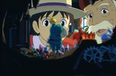 Whisper of The Heart . I love this movie!!!!!