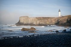 Yaquina Head Lighthouse by Ann Whitted on 500px