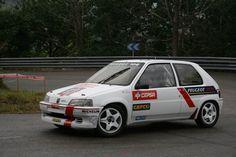 Peugeot Race Car