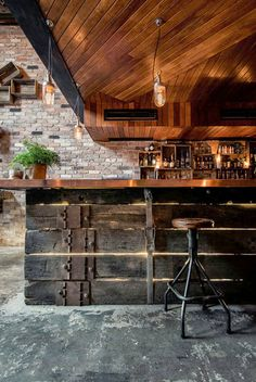 Sydney / Ambiance loft dans un bar / | ATELIER RUE VERTE le blog