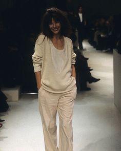 Jane Birkin in Hermès SS 2000