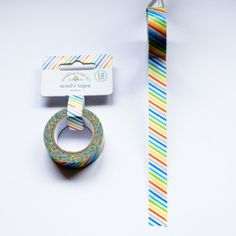 Streamers washi tape. Hip hip hooray collection