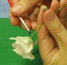 Making A Basic Rose