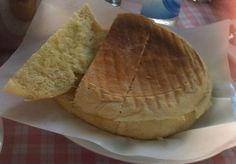 Bolo do Caco com manteiga de alho | Fresh Baked Bread with garlic butter #madeira#secretmadeira #Portugal