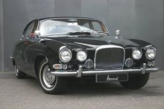 This one comes with a memory: First trip to Europe in 1963, toured for two months in this model Jaguar MK 10 before shipping it back to the US. It was a head-turning, new design at the time.--CH