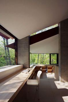 (via Minimalistic Japanese Interior Designs | Home Adore) #homeinteriordesignminimalist