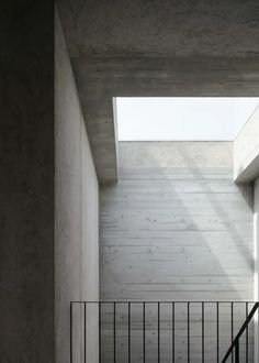 Archisbang, Aldo Amoretti · GNR _ The General (The impetuous nature of a provincial building...) · Divisare Contemporary Architecture, Architecture Design, External Insulation, Metal Stairs, Architectural Section, Reinforced Concrete, Polished Concrete, Wooden Doors, Ground Floor