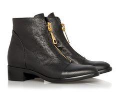 watch ebb9d b2822 Blankens The Mia Black grain leather