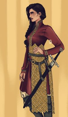 """No one has ever allowed me to forget my heritage. I am Dornish. It was meant as an insult. But they should have known better. In Dorne, women rule."" Arianne Martell (A Song of Ice and Fire) Dnd Characters, Fantasy Characters, Female Characters, Character Creation, Character Concept, Character Art, Character Ideas, Fantasy Inspiration, Character Design Inspiration"