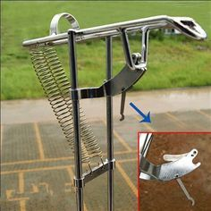 Fishing Rod Holder with Automatic Tip-Up Hook Setter at http://suliaszone.com/fishing-rod-holder-with-automatic-tip-up-hook-setter/