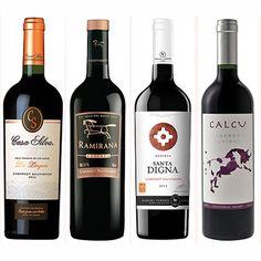 30 excelente relación calidad precio chilena Cabernet Sauvignon - Decanter