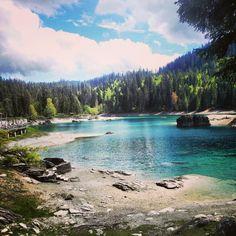 Flims (Kanton Graubünden), Caumasee