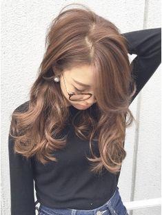 【ALBUM渋谷】NOBU_大人可愛いナチュラルロング_942