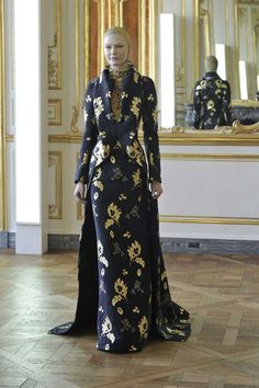 Alexander McQueen final collection