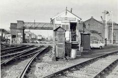 Canning Street North Signal Box, Birkenhead