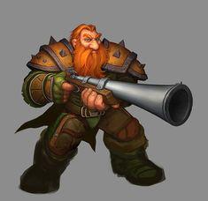 World of Warcraft Dragon Base, Dragon Rpg, Fantasy Dwarf, Fantasy Rpg, Warcraft Art, World Of Warcraft, Dwarf Paladin, Highlands Warrior, Hobbit Films
