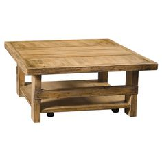 Found it at Wayfair - Luberon Coffee Table in Light Wood