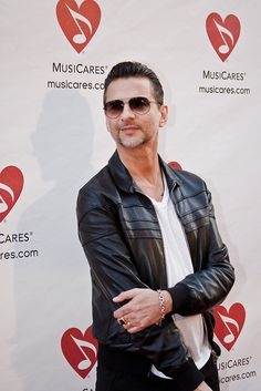 Dave Gahan - 7th Annual MisiCares MAP Fund Benefit - Los Angeles 2011