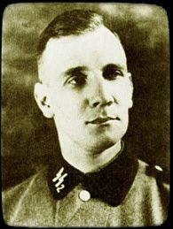 """Kurt Gerstein, SS Officer, ran technical aspects of gassing in the extermination camps. A monster? Not so. He """"tirelessly denounced Nazi genocide; left one of the most horrifying testimonies of the Holocaust; risked his life to inform the Allies; stopped shipments of gas. All his efforts proved futile & Kurt Gerstein died in prison July, 1945. """"Whether he committed suicide or was murdered by other SS officers in the prison to silence an accuser remains a mystery."""""""