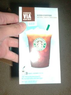 New in Box Starbucks Via Ready Brew Instant Iced Coffee 48 Packets Free Shipping | eBay