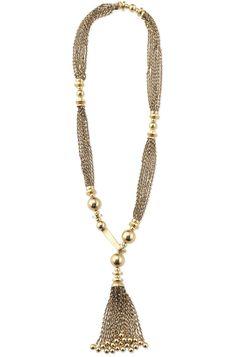 Bianca Tassel Necklace by Stella & Dot