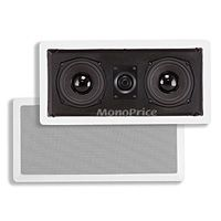 5-1/4 Inches Center Channel In-Wall Speaker - 8 Ohm