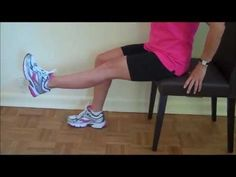 3 Simple Exercises To Relieve Your Knee Pain