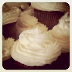 Cream Cheese Buttercream Frosting | Perfect frosting for carrot cake or your fingertips | The Misadventures of Mrs. B