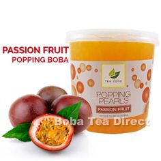 Passion Fruit TeaZone Popping Pearls GOURMET-Series (7-lbs) http://www.bobateadirect.com/passion-fruit-teazone-popping-pearls-gourmet-series-7-lbs.html #PoppingBoba #BurstingBoba #bobateadirect