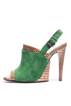 HEELS 2012 Bottega Veneta.. really love that little wedge