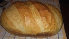 Ő az én házi készítésű kenyerem Hungarian Recipes, Bread Recipes, Kenya, Bakery, Food And Drink, Cooking, Kitchen, Bakery Recipes