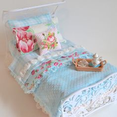 1/6 scale doll house bedroom  #Blythe