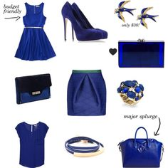 """""""Dazzling Blue 