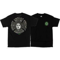 Independent Figgy Medusa Black t-shirt - new at Warehouse Skateboards! #newarrivals #skateboards