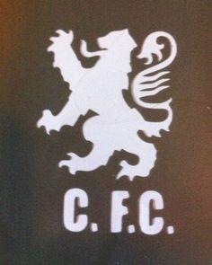 CHELSEA F.C. STENCIL