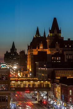 Fairmont Chateau Laurier Hotel, Ottawa