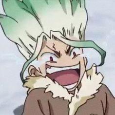Anime Meme, Anime Manga, Anime Art, I Love Anime, Me Me Me Anime, Japan Icon, Anime Was A Mistake, Turn To Stone, Stone World