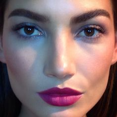 Lily Aldridge | Makeup by Hung Vanngo | Hair by Harry Josh